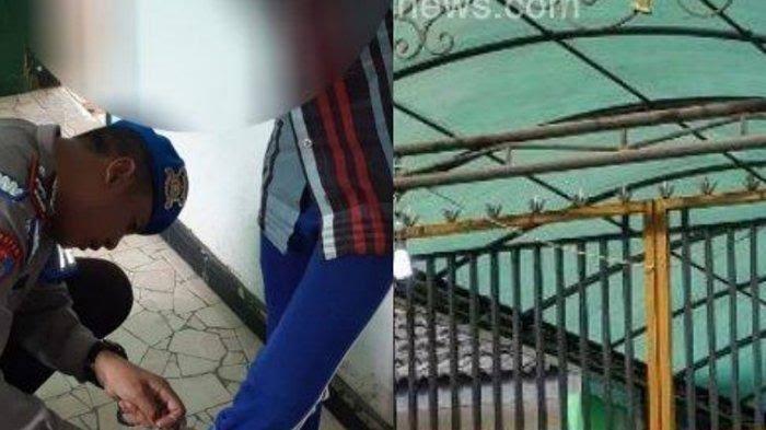 """Hasil gambar untuk Tangannya Diborgol, Bocah 13 Tahun ini Disekap Oleh Orangtuanya di Kandang Ayam"""""""