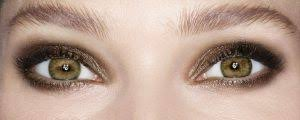 the best eyeshadow colors to make hazel