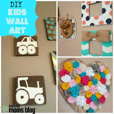 Budget Friendly Diy Kids Room Wall Decor