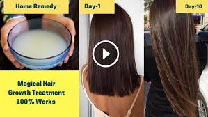 how to grow hair longer and thicker