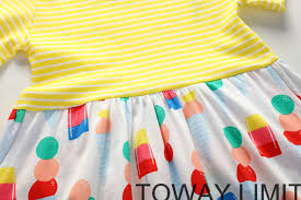 china cute dots balloon gril s dress