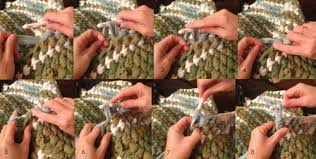 step by step rag rug instructions and