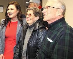 Congresswoman Abby Finkenauer expresses concerns, frustrations during  Friday town hall - Decorah Newspapers