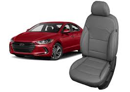 hyundai elantra seat covers leather