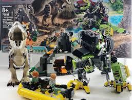 Lego Jurassic World Legend Of Isla Nublar Toys Series Announced Anb Media Inc