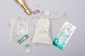 what to put into hen party goo bags