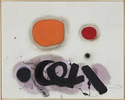 Adolph Gottlieb - Shadows | Phillips