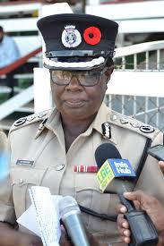 Deputy Commissioner of Police,Maxine Graham. - Department of Public  Information | Facebook