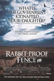 Rabbit Proof Fence Poster Racism In Australia Aboriginal History Books To Read