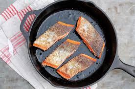 Crispy Skin Salmon – The Fountain ...