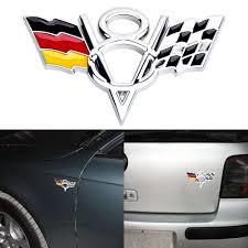 Skateboarding Longboarding Stickers Decals Metal V8 American Flag Car Emblem Universal 3d Badge Sticker Decal For Chevrolet Sporting Goods Cub Co Jp