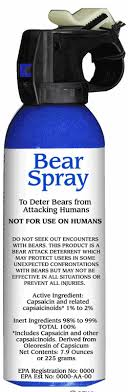 Carry Bear Spray - Know How to Use It - Grand Teton National Park (U.S.  National Park Service)