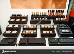 face cosmetic set beauty closeup
