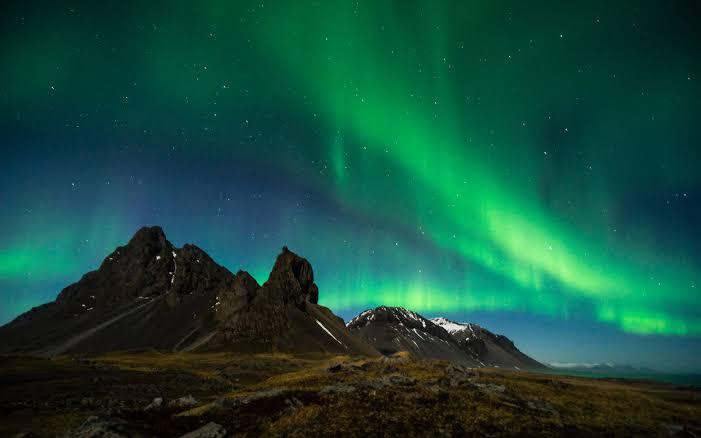 "Image result for Northern Lights in Iceland"""