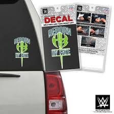 The Hardy Boyz Reborn By Fate Car Decal Wwe Us