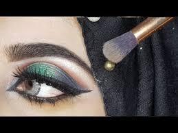 party makeup krne ka