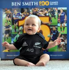 Early starts for Ben Smith's baby | Otago Daily Times Online News