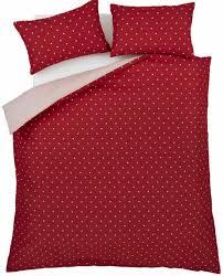 red white polka dot striped single 200