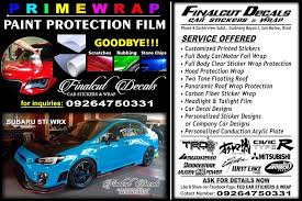 Fcd Car Stickers Wrap Home Facebook