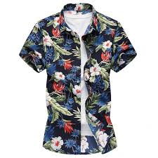 printing plus size s 5xl holiday beach