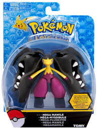 Pokemon Mega Mawile 5 Action Figure Tomy - ToyWiz