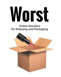 worst retailers for shipping and