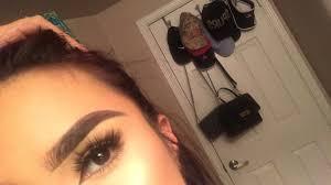 makeup shack dubai lashes dupe