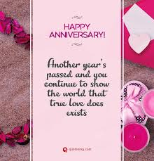 happy anniversary quotes messages and wishes pictures quotesing
