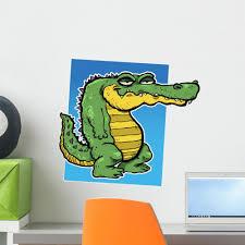 Alligator Wall Decal Wallmonkeys Com