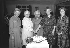 Orwell Women's Institute 1923 to 2015   Clubs & Societies   Topics   Orwell  Past   Orwell Past and Present
