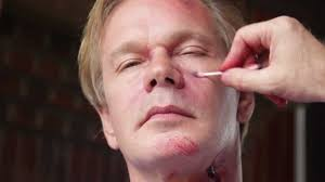 Zombie Makeup for Halloween | At Home With P. Allen Smith - YouTube