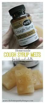 homemade cough drops recipe the