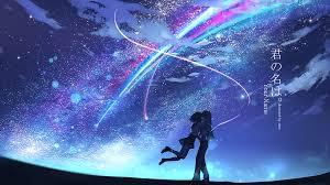 Your name | Hình nền, Phong cảnh, Anime