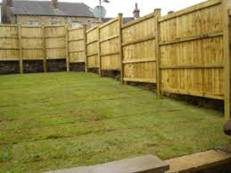 Garden Fencing Decking Installation B B Young Landscaping