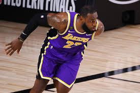 Los Angeles Lakers advance to 2020 NBA Finals behind 38-point triple-double  from LeBron James - DraftKings Nation