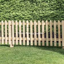 Pointed Top Picket Fencing Diy Kit Buy Online Uk Delivery