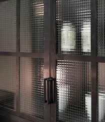 cross reed reeded and ribbed glass