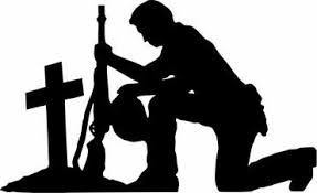 Soldier Praying Service Military Christian Truck Car Window Vinyl Decal Sticker 9 Long Edge Soldier Silhouette Remembrance Day Art Remembrance Day
