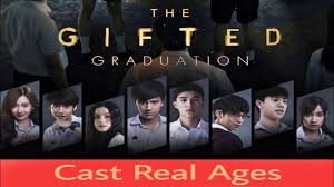 the gifted graduation 2020 cast real
