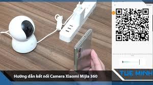 Hướng dẫn kết nối Camera giám sát wifi Xiaomi Mi Home Security 360 1080p  hàng phân phối chính hãng - YouTube