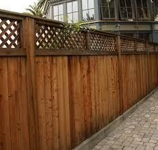 55 Lattice Fence Design Ideas Pictures Popular Types Privacy Fence Designs Lattice Fence Wood Fence Design