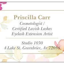 Priscilla Carr Beauty - 71 Photos - Hair Salon - 4 Lake St., Greenbrier, AR  72058