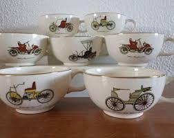 Car Tea Cups Etsy