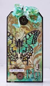 Pin by adela carr on tags and more | Tim holtz tags, Tag art, Card tags