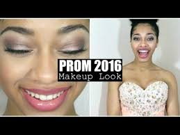 prom 2016 makeup up look you