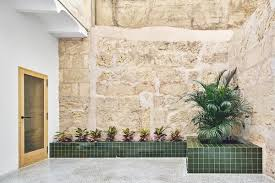 Best 60 Modern Outdoor Stone Fences Walls Design Photos And Ideas Dwell