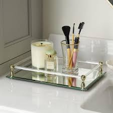 bathroom vanity tray ideas containers