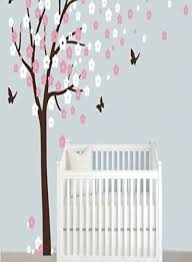 Shop Anber Huge Cherry Blossom Tree Blowing In The Wind Wall Decals Online In Egypt