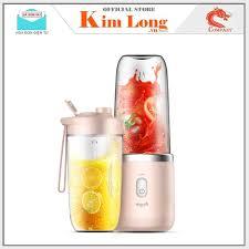 Máy Xay Sinh Tố cầm tay Xiaomi Deerma Mini Juice Blender Tiện Dụng ...