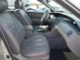 salvage title 2001 toyota avalon sedan